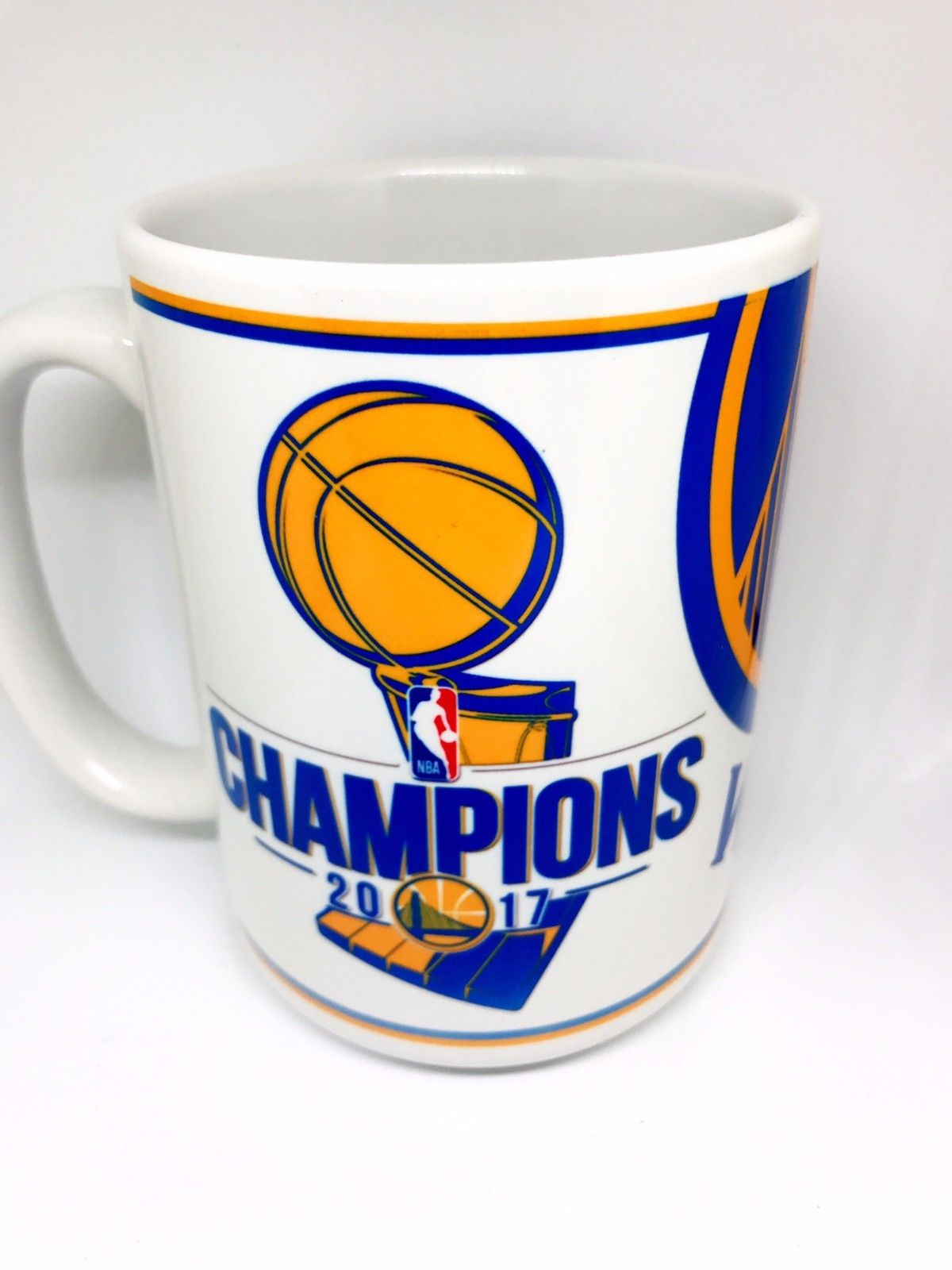 a11dd42cc0c Personalized Golden State Warriors Finals Champions Coffee Mug